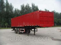 Xunli LZQ9341XXY box body van trailer