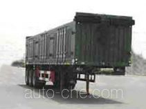 Coal transport trailer