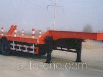 迅力牌LZQ9400TDP型低平板半挂车