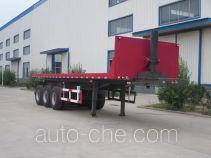 Xunli LZQ9401ZZXP flatbed dump trailer