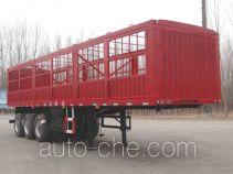 山东迅力特种汽车有限公司制造的仓栅式运输半挂车