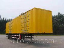 Xunli LZQ9402XXY box body van trailer