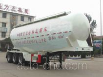Medium density bulk powder transport trailer