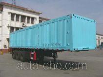 Xunli LZQ9407XXY box body van trailer