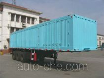 Xunli LZQ9407XXY box body van trailer