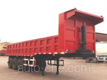 迅力牌LZQ9407ZZX型自卸半挂车