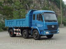 Liute Shenli LZT3190PK2E3T3A95 cabover dump truck