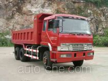 Liute Shenli LZT3242P2K2E3T1A92 cabover dump truck