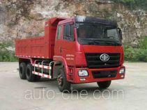 FAW Liute Shenli LZT3253P2K2E3T1A92 cabover dump truck