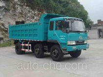 Liute Shenli LZT3253PK2E3T3A95 cabover dump truck