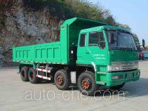 Liute Shenli LZT3302P2K2E3T4A92 cabover dump truck