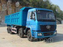 Liute Shenli LZT3311PK2E3T4A91 cabover dump truck