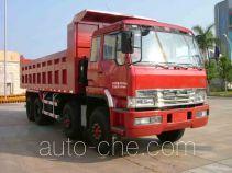 Liute Shenli LZT3314P2K2E3T4A92 cabover dump truck