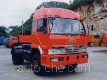 柳特神力牌LZT4176P21K2A90型平头半挂牵引汽车
