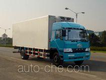 柳特神力牌LZT5131XLCP1K2E3L7A91型冷藏车