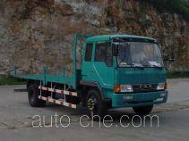 FAW Liute Shenli LZT5160TYAP1K2L2A91 flatbed truck