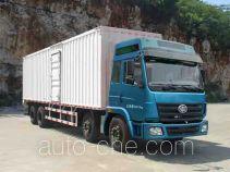 Cabover box van truck