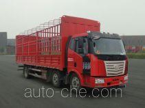 FAW Liute Shenli LZT5250CCYPK2E5L8T3A95 stake truck