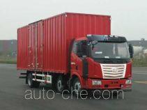 FAW Liute Shenli LZT5250XXYPK2E4L8T3A95 box van truck
