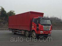 Liute Shenli LZT5250XYKPK2E5L8T3A95 wing van truck