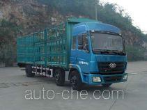 FAW Liute Shenli LZT5253CCQPK2E3L10T3A95 cabover livestock transport truck