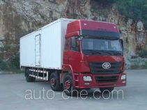 FAW Liute Shenli LZT5255XXYPK2E3L10T3A90 cabover box van truck
