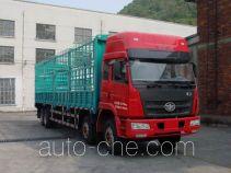 FAW Liute Shenli LZT5314CCYPK2E3L11T4A92 stake truck