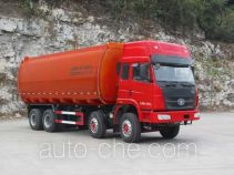 FAW Liute Shenli LZT5314GFLP2K2E3T4A92 low-density bulk powder transport tank truck