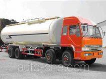 Cabover bulk cement truck