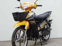 力之星牌LZX110-8S型弯梁摩托车