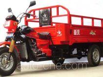 力之星牌LZX200ZH-12型载货正三轮摩托车