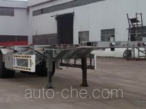 Juyunda LZY9400TJZ container transport trailer