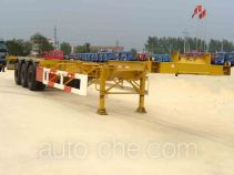 Jiyun container transport trailer