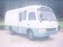 Mudan MD5041XXYD6Z box van truck