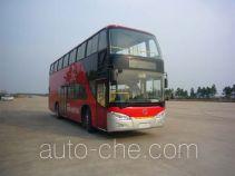 Mudan MD6110ADR double decker city bus