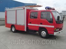 Zhenxiang MG5050GXFSG10 пожарная автоцистерна