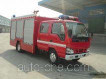 Zhenxiang MG5070GXFSG16 fire tank truck