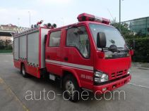 Zhenxiang MG5070GXFSG18 fire tank truck