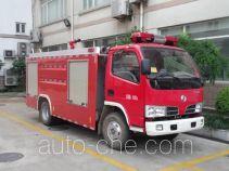 Zhenxiang MG5070GXFSG30 пожарная автоцистерна