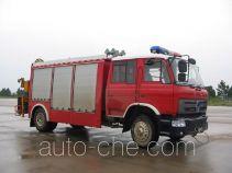 Zhenxiang MG5100TXFJY55X fire rescue vehicle