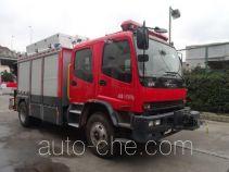 Zhenxiang MG5110TXFJY75/CQ fire rescue vehicle