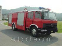 Zhenxiang MG5140GXFSG55GDX пожарная автоцистерна