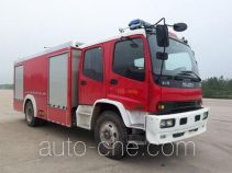 Zhenxiang MG5150GXFAP50 class A foam fire engine