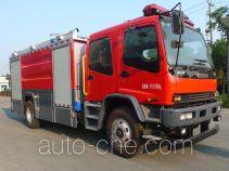 Zhenxiang MG5150GXFPM60/CQ пожарный автомобиль пенного тушения