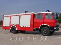 Zhenxiang MG5150GXFSG55X fire tank truck