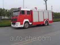 Zhenxiang MG5160GXFSG55 пожарная автоцистерна