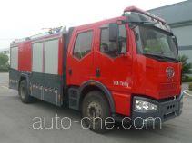 Zhenxiang MG5170GXFPM60/J пожарный автомобиль пенного тушения