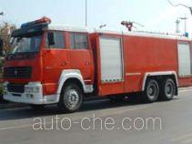 Zhenxiang MG5250GXFSG110 пожарная автоцистерна