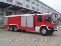Zhenxiang MG5250GXFSG120 fire tank truck