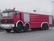 Zhenxiang MG5310GXFSG160 fire tank truck